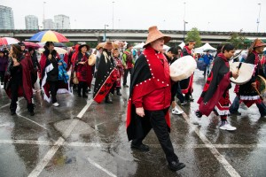 Truth & Reconciliation Walk 2013